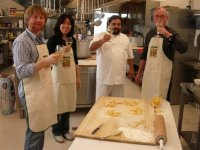 Italian cooking classes at Reggio Lingua i
