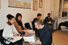 Small classes in a warm and friendly environment